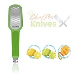 Microplane Specialty Ultimate Citrus Tool 2.0, Green