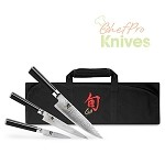 Shun Classic Knives and Case Student Set, 4 Pc.